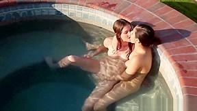 Real hidden camera lesbian