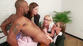 Bisexual big black cock