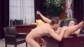 Big black booty anal tube