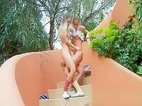 Lesbian walmart trip gone sexual