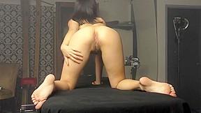 Short black caucasian porn