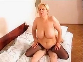 Interracial blowjob milf sucking