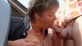 Blonde ass fuck threesome