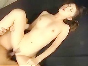 Shemale gangbang with girl