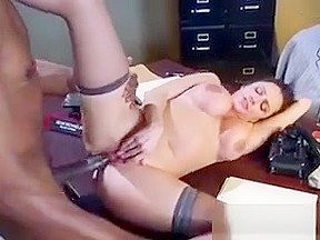 Big black ass riding dick
