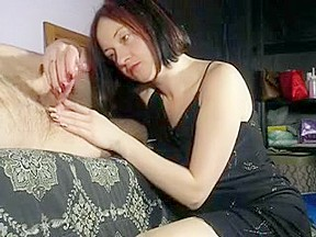 Handjob at massage parlour