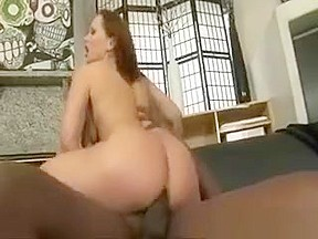 Sleeping creampie anal interracial