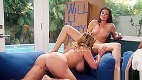 Huge tits tight pussy milf