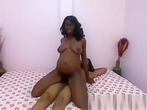 Black mature hardcore woman