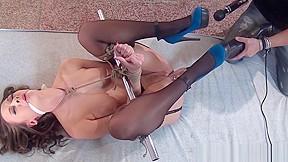Hot huge fake tits
