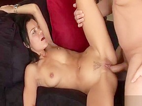 Tight latina pov fuck