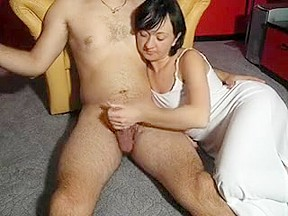 Milf fucking older men