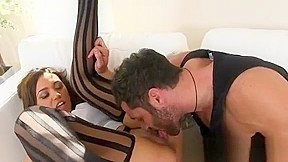Boy friend sucking boobs licking brests