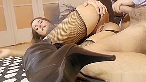 Girl doing coke and fucking video