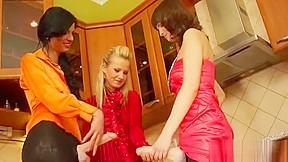 Big blonde lesbians brazzers