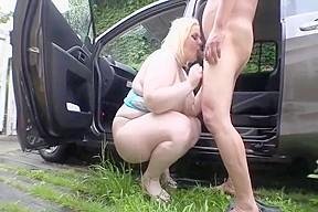 Bbw woman deep anak