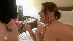Mature amature wifes blowjob