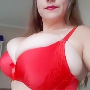 Busty chick with dick trick men