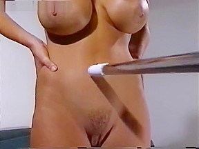 Solo female masturbation video