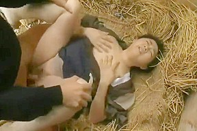 Japanese pregnant nude women