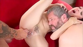 Wife fucked while i watch