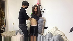 Asian lesbian mature woman massage