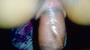 Amateur red head squirt