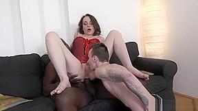 Nasty interracial amatuer porn tube