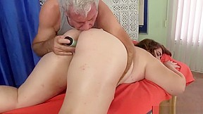 Free mature bbw video fat old