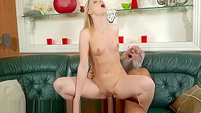 Daddy friends fucking daughter