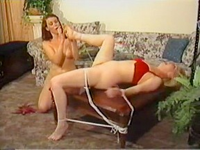 Rare and Old Tickling - Pussy