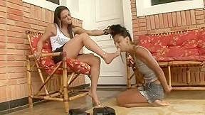 Free lesbian older seduction videos