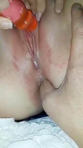 Cock on tit amateur