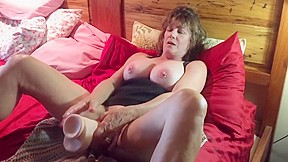 Cream pie sex mature