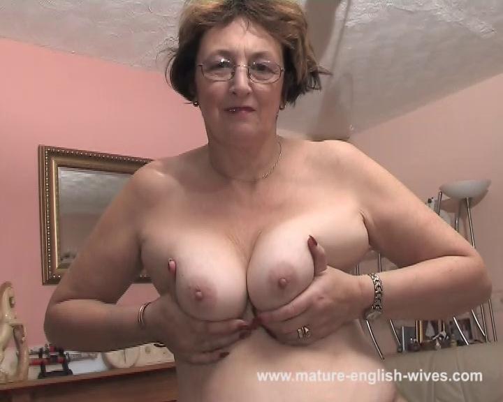 Mature english grannies