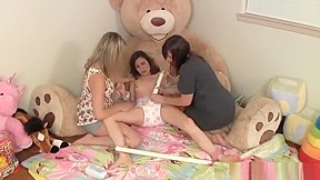 Lacey duvalle lesbian scene