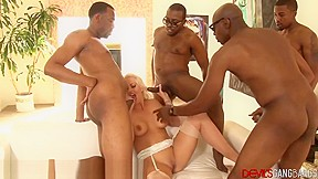 Eve angel black guy hardcore