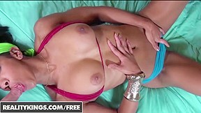 Asian amateur films friend