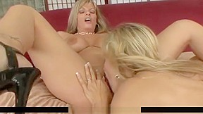 Naked woman stripping lesbians