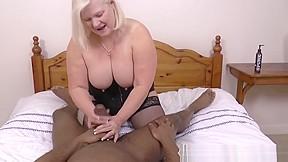 Black guy sucking cock