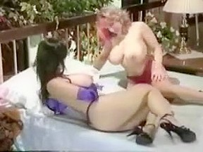 Group lesbian licking pussy