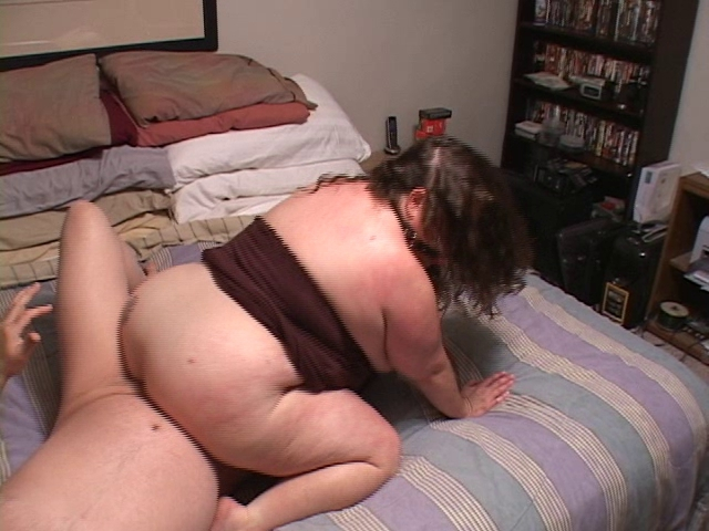 Bbw anal feet