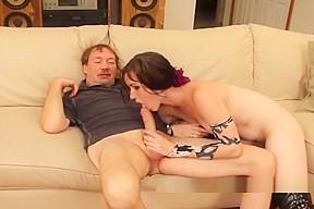 Fucking mom in pantyhose