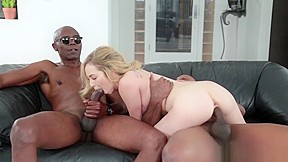 Real Teen Dp Banged In Interracial Threesome