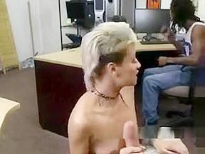 Black girl spanked over barstool