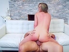 Big ass anal cock