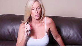 Just blonde oral sex