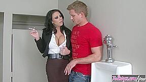 Big boobs lesbian nurse