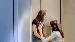 Lesbian bride seduction tubes