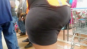 Bbw round and brown